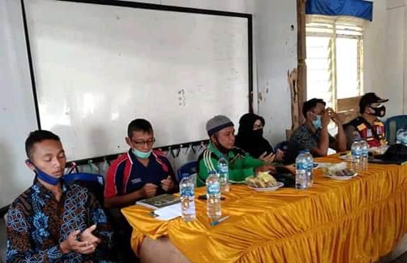 Disbun Inhil Sosialisasi Peremajaan Kelapa Sawit Dilanjutkan Ke Desa Junjungan