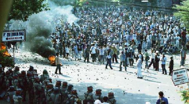 Peristiwa 24 September 1999, Terjadinya Tragedi Semanggi Jilid II
